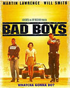 BAD BOYS - 1995's Film at the Princess Theatre