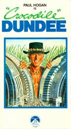 Crocodile Dundee, the first WASH film show