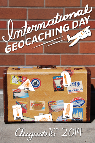 2014 International Geocaching Day Souvenir