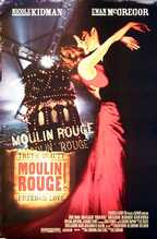 MOULIN ROUGE 2001's Film